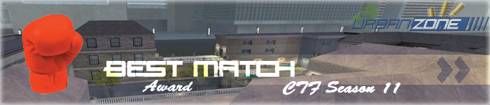 Best match ctf award
